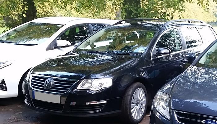 Estate car VW Passat